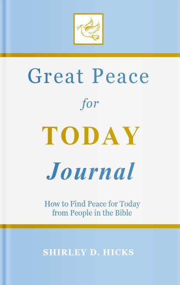 Great Peace for Today Journal