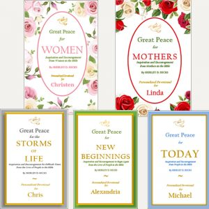 Personalized Booklets