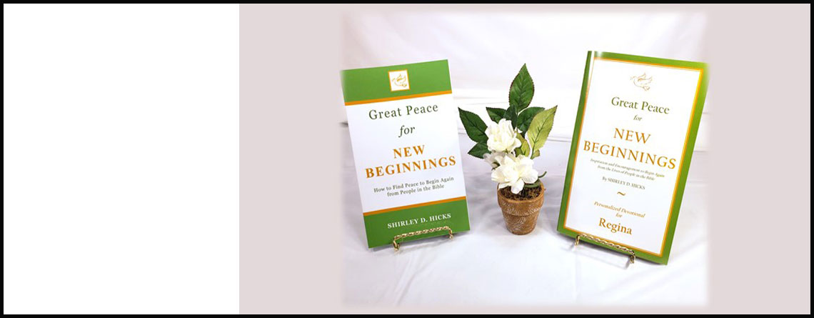 Great Peace for New Beginnings